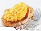 Рецепта Домашен яйчен пастет със сирене и горчица